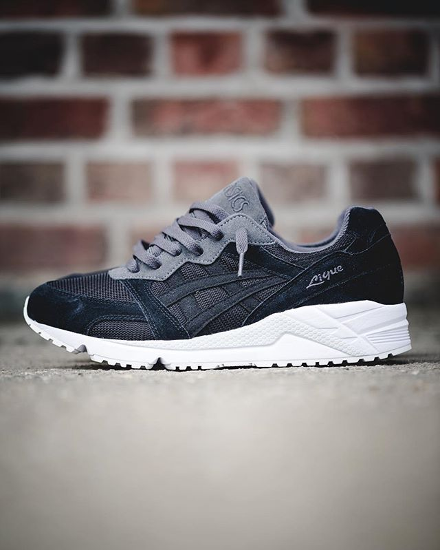 Asics Gel Lique: Black/Grey