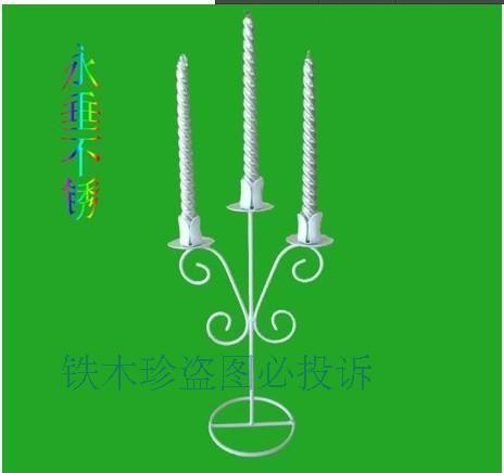 Европейский ретро романтический свеча романтический ужин при свечах, кованого железа, кованого железа дома свадьба украшение - Taobao