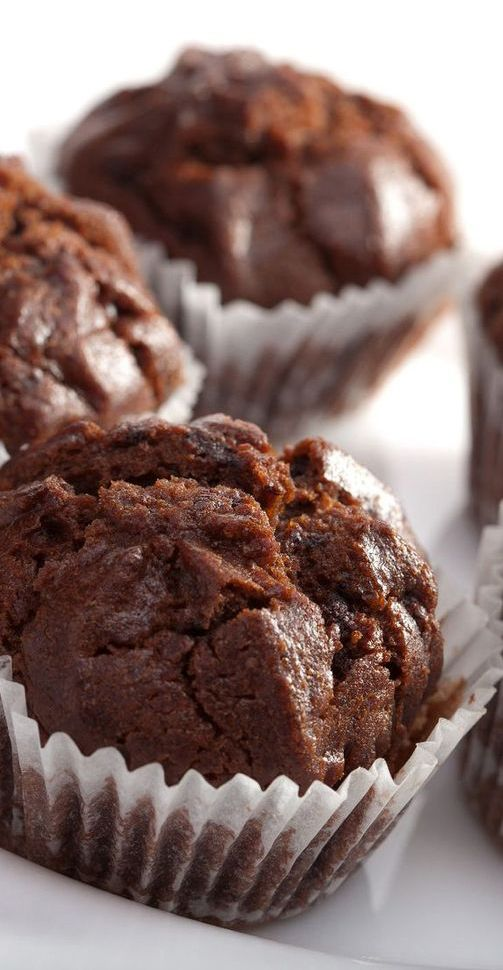 Weight Watchers Friendly Chocolate Cupcakes