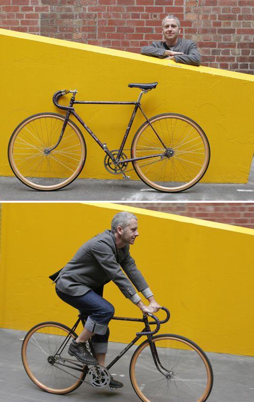 Mick's timber rims -   Busyman Bicycles