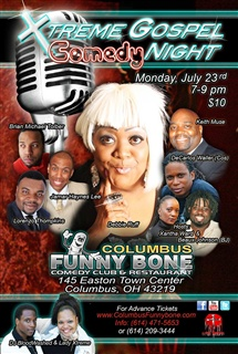 Columbus Funny Bone | FunnyBoneCentral.com - The premier comedy club