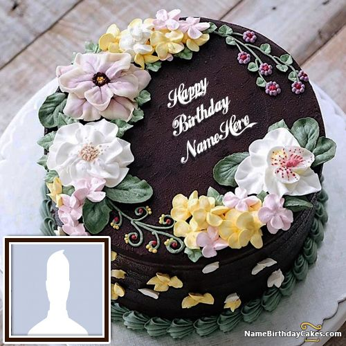 Latest Hd Happy Birthday Cake Images In 2019 Happy