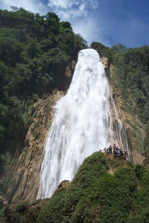 "San Cristobal De Las Casa Chiapas""cascadas el chifon """