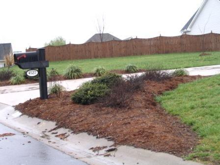 Garden Ideas Around Mailbox 14 best mailbox gardens images on pinterest | mailbox garden