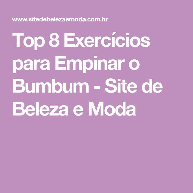 Top 8 Exercícios para Empinar o Bumbum - Site de Beleza e Moda