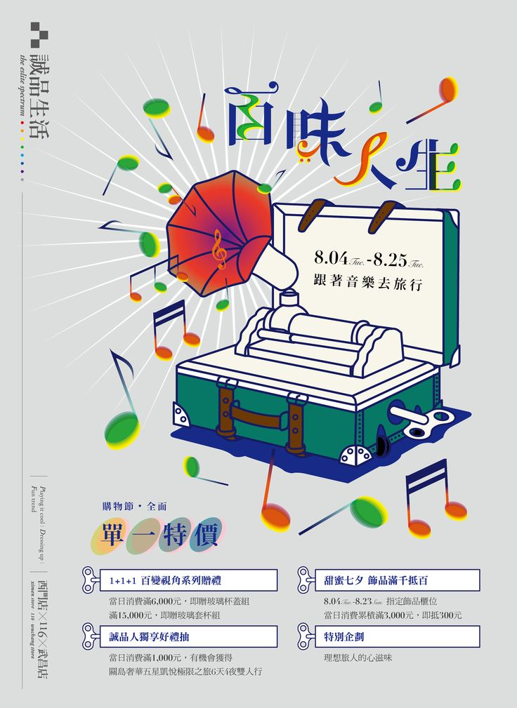 2015 - 百味人生(誠品生活116)