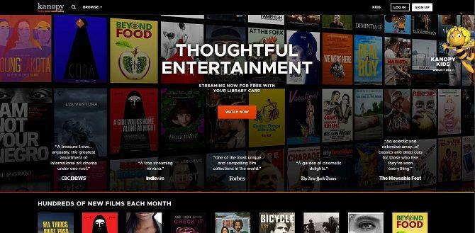 best free movie streaming program