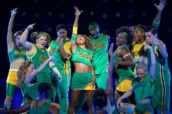 Bring It On: The Musical - cast