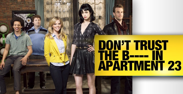 Blog do John: Dont Trust in the Bitch of Apartment 23