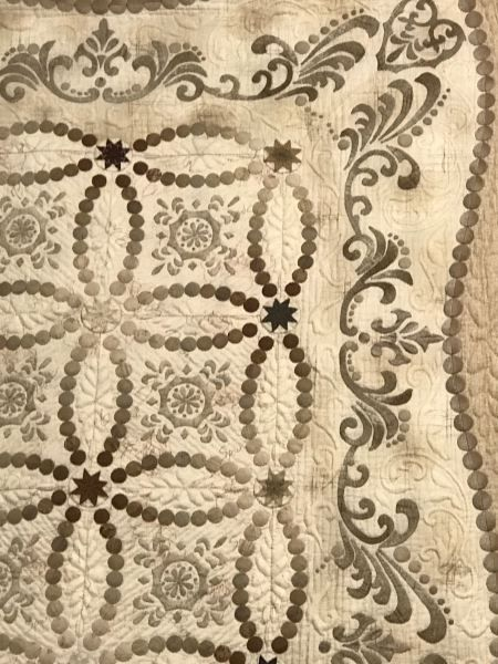 November 17, 2017: More from the Houston Festival; project updates | gladiquilts