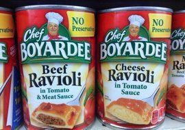 Did You Know Chef Boyardee Was a Real Person? — Grocery News