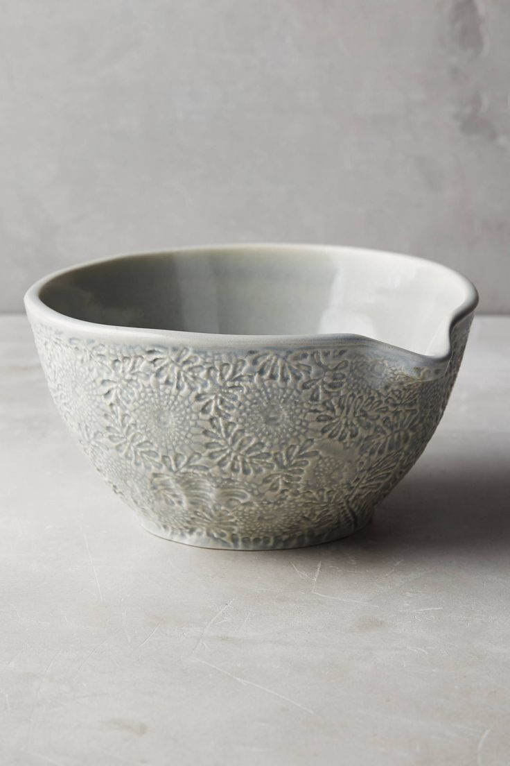 Shop the Ceramic Lacework Mixing Bowl and more Anthropologie at Anthropologie today. Read customer reviews, discover product details and more.