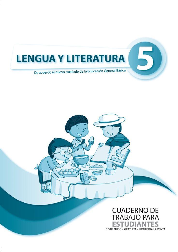 Cuaderno lengua quinto_ano by Bernardita Naranjo via slideshare