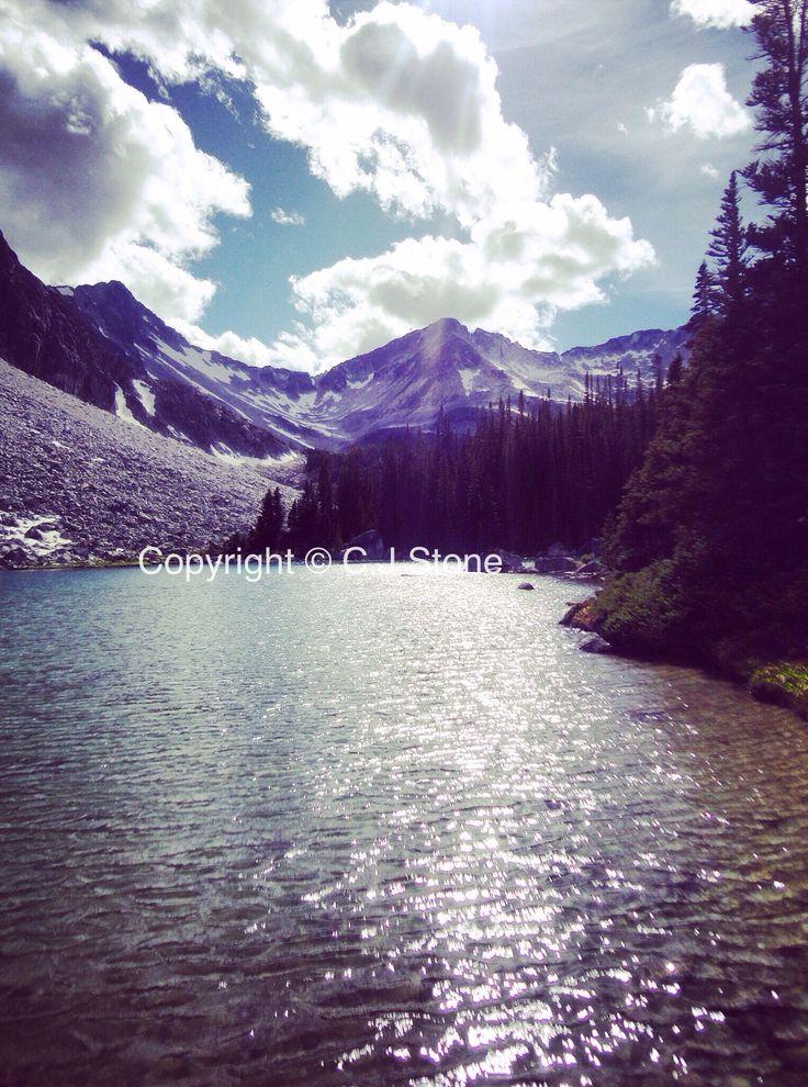 Viola Lake, British Columbia
