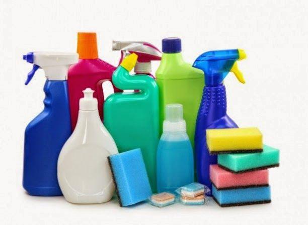 eniaftos: DIY: Best recipes for bathroom cleaners