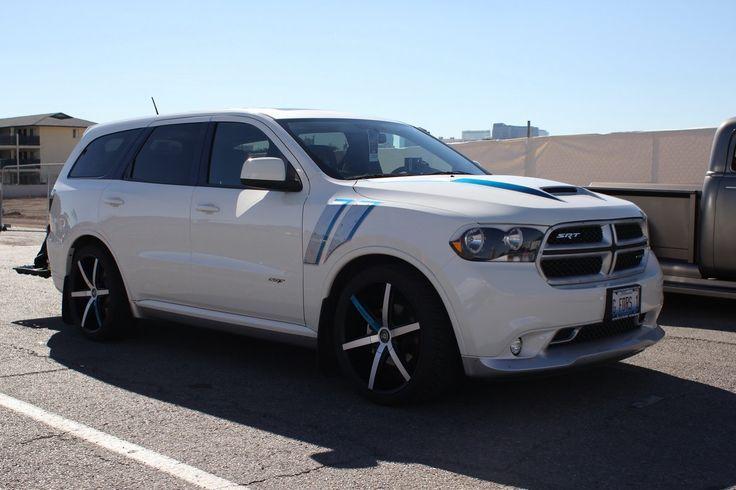SRT Dodge Durango SEMA