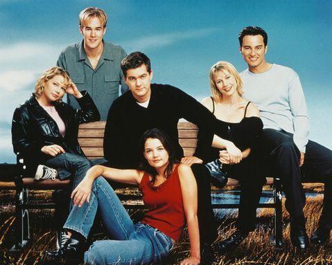 Dawson's Creek: Favorite Tv, Dawson Creek, One Trees Hill, Dawsonscreek, Tv Series, Dawsons Creek, Movie, The 90S, Guilty Pleasures