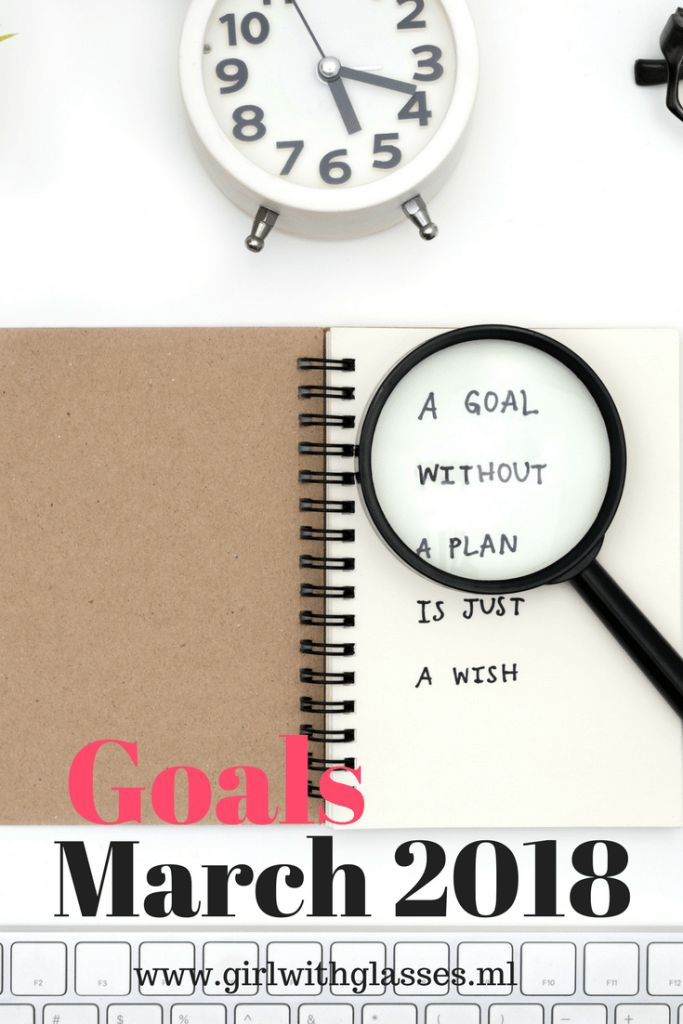 Another month with another goals