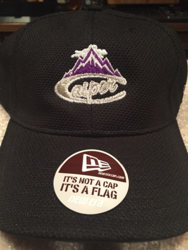 0d40b565084 Casper Rockies New Era Batting Practice Hat S M MiLB MLB Colorado Rockies  Rare
