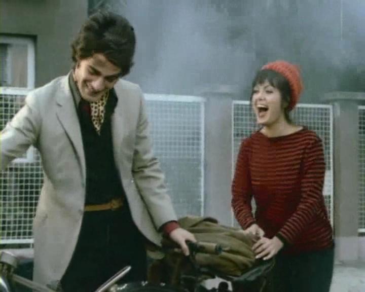 'Kara Gözlüm' Turkan Soray & Kadir Inanir My favourite classic Turkish movie from 1970.