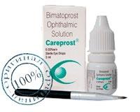 Карепрост (Careprost) - средство для ресниц