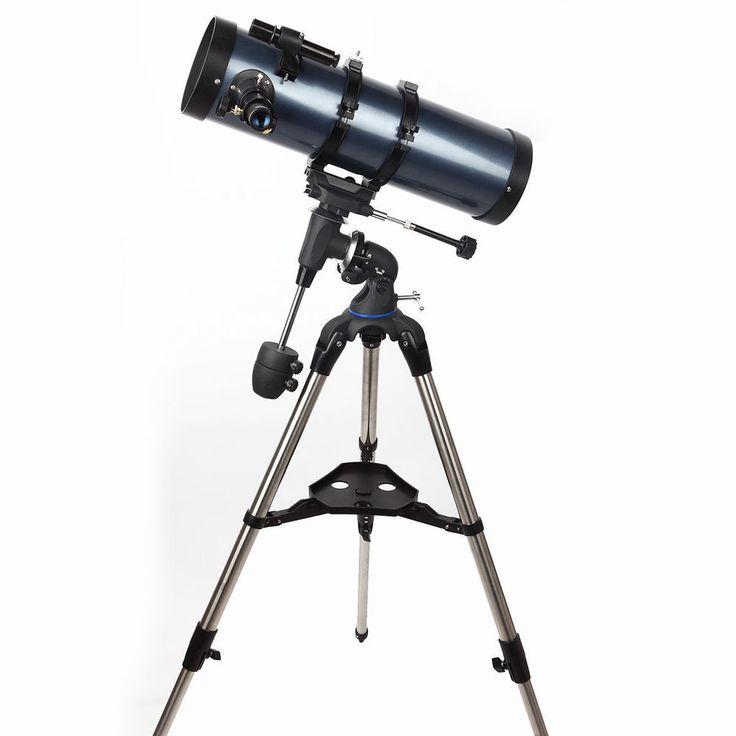 BOSMA Lyra 130EQ Reflection 130/700 Astronomical Telescope+ Tripod Fully Coated