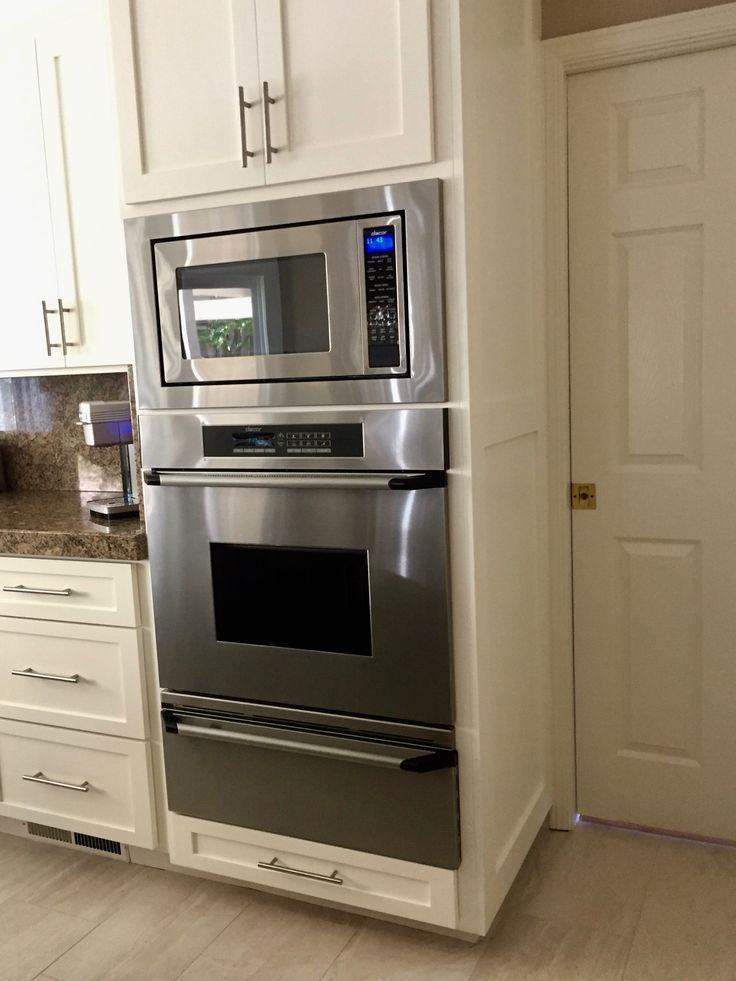 30 custom trim kit for a dacor microwave model