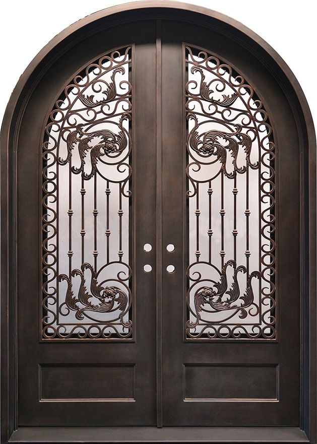 Wrought Iron Door In 2020 Wrought Iron Doors Iron Doors Wrought Iron