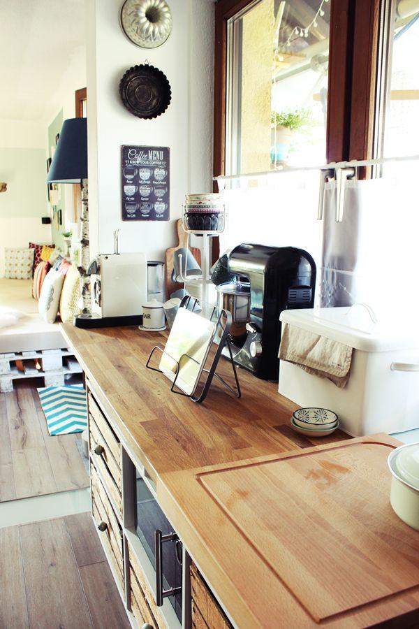 Více než 25 nejlepších nápadů na Pinterestu na téma Sideboard - küchenschrank selber bauen