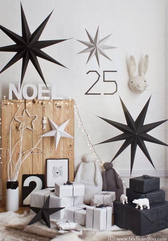 Black & White Xmas: