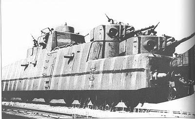 Tren armado