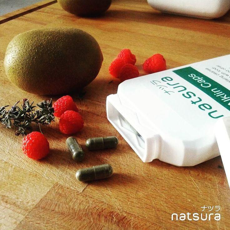 Alklin Caps  100% Orgánico  Todavía no conoces los beneficios de un alimento alcalino? www.natsura.com