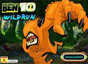 Ben10 Wild Run | Fab juegos online gratis