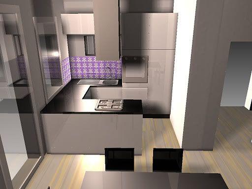 17 migliori idee su piccola cucina su pinterest tavoli cucinini appartamenti piccoli e - Cucina angolare piccola ...