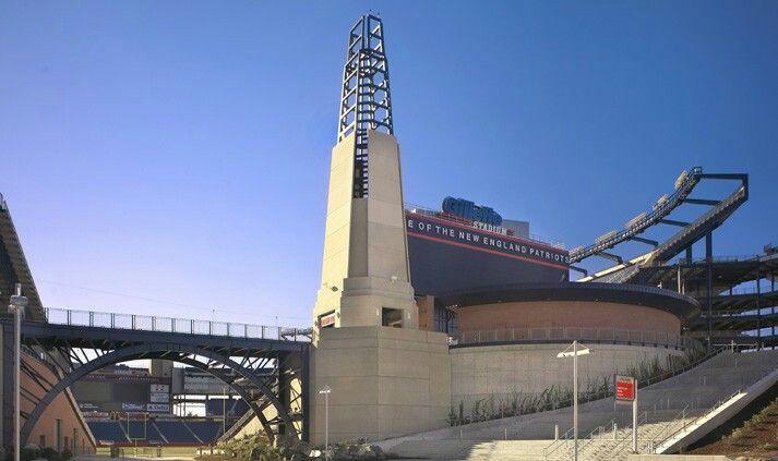 Gillette Stadium - Home of America's Team, the New England Patriots