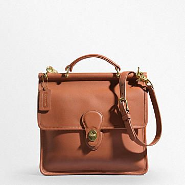 coach classics collection. I have the Willis Bag in black.