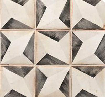 Geometric Tile Tiles Pinterest