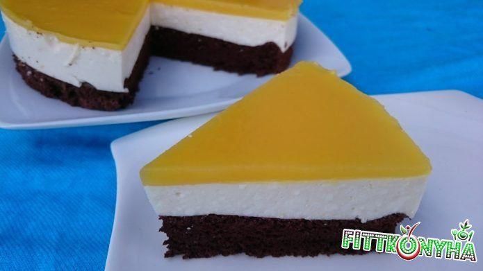 Fanta torta - FittKonyha