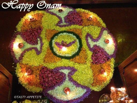 Happy Onam wishes..! http://www.tastyappetite.net/2014/09/happy-onam-wishes-2014.html