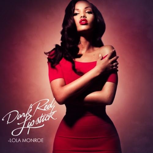 Lola Monroe – Dark Red Lipstick