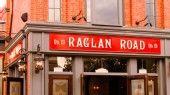Raglan Road Irish Pub in Downtown Disney