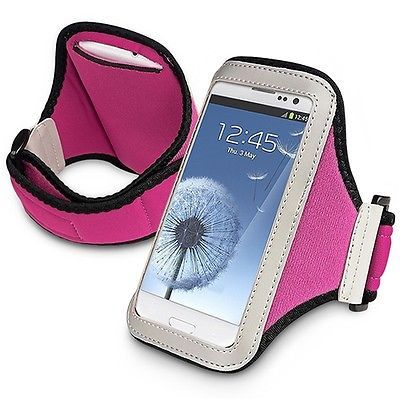 Gym Sport Running Armband Case Cover for Samsung Galaxy S3 S III Phone