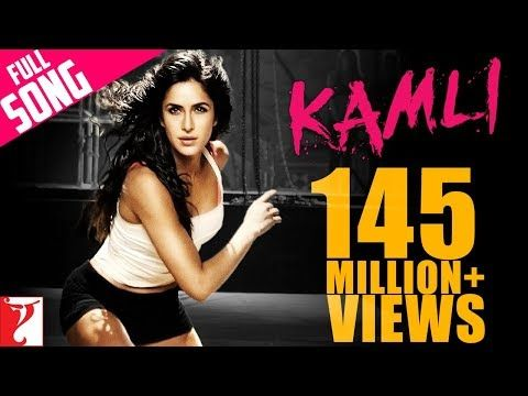 Kamli - Full Song | DHOOM:3 | Katrina Kaif | Aamir Khan | Sunidhi Chauhan | Pritam - YouTube