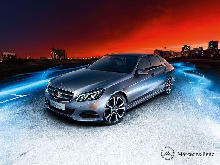 Mercedes-Benz E-Class. Sportiness and Refinement