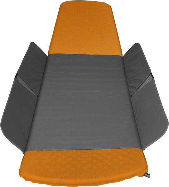 The HotSpot will change hammocking forever. fitting easily into any ENO hammock, The HotSpot slips around any standard size sleeping pad & holds it securely in place. The HotSpot's insulated wings and stretch panels wrap comfortably around you, effortlessly extending your hammock camping season. And with its compact stuff sack the HotSpot is like holding fire in the palm of your hand.