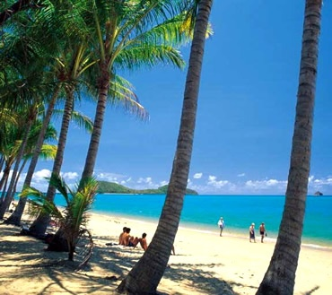 One of my fav holiday destinations... Palm Cove, tropical North QLD