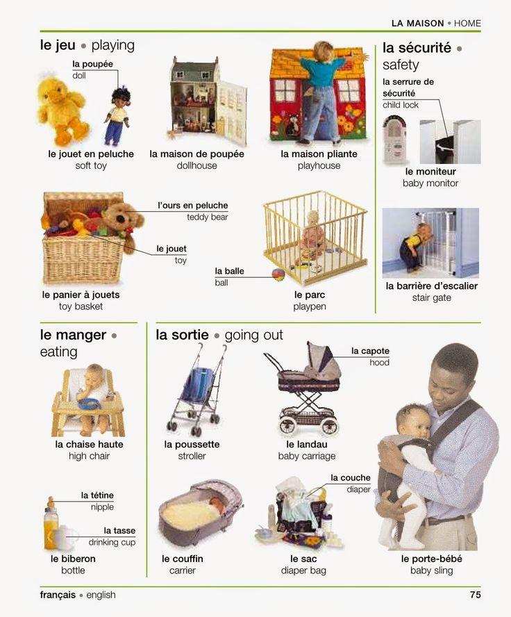 75 - Les bébés et leur environnement