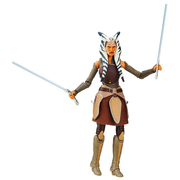 Star Wars Black Series Ashoka Tano Action Figure