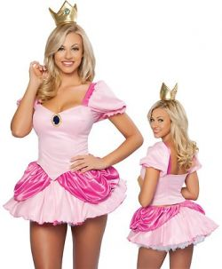 If you are looking for the perfect Princess Peach costume, whether its for solo fancy dress partying, a light and cheery Halloween do or a Super...