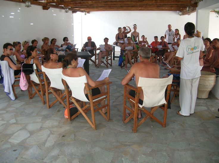 Valtur - Grecia - Feng shui lesson and relaxing